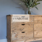 Restio chest of drawers / Compactum