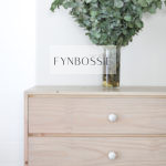Nadia chest of drawers / Compactum